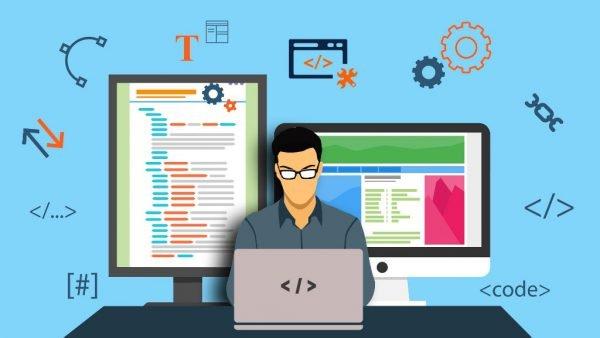 mẫu xcv dành cho lập trình viên web developer