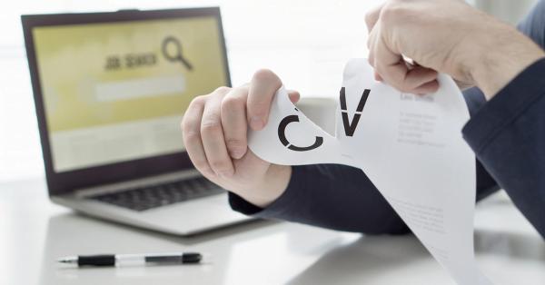 Điểm mặt 5 lý do CV xin việc khiến bạn bị từ chối phỏng vấn