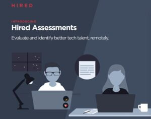 Hired assessments